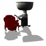 The Greedy Armchair