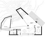Plan, top floor