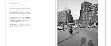 A sample spread. The photo from 1969: Kari Hakli, Helsinki City Museum. The rest © Tengbom Eriksson Architects