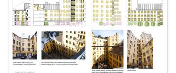 A sample spread. Photos ©  Tengbom Eriksson Architects