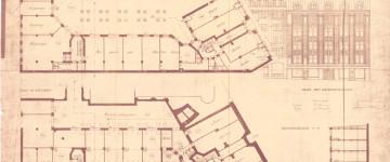 Original plans by Palmqvist.